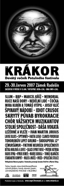 Festival Krákor 2007