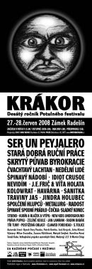 Festival Krákor 2008