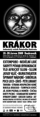 Festival Krákor 2009