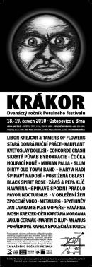 Festival Krákor 2010