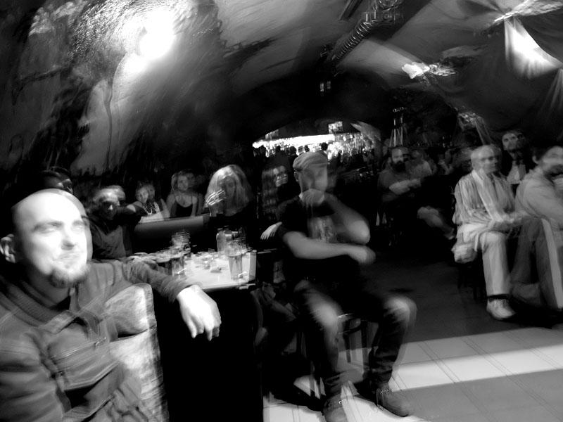 Prosím nerušit. Potulný dělník 2015, Brno - RC Brooklyn. Foto Fido
