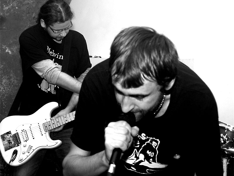 Nenkovickej rock\'n\'roll Hary a Hadi.Potulný dělník 2013, Brno - Boro. Foto © Arnošt Zukal