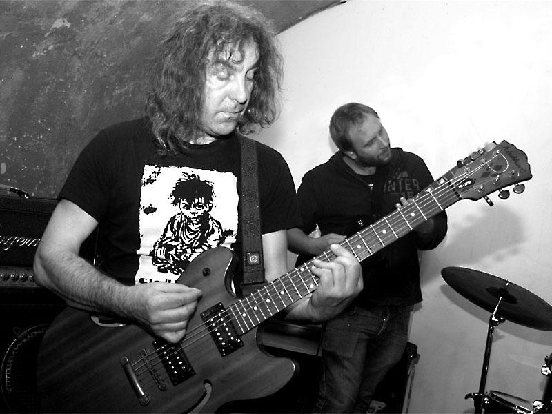 Žižkovskej underground, kapela Slum.