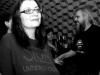 Alice je velká fanynka kapely Slum. Potulný dělník 2013, Brno - Boro. Foto © Arnošt Zukal
