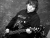Sedmnáctiletý basák kapely Vlna. Potulný dělník 2013, Brno - Boro. Foto © Arnošt Zukal
