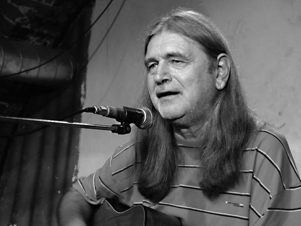 Záviš, Potulný dělník 2014 - festival poesie, Brno, RC Brooklyn 16.-18.11.2014. Foto Jan Drbal