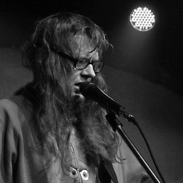 Fossil, Potulný dělník 2014 - festival poesie, Brno, RC Brooklyn 16.-18.11.2014. Foto Jan Drbal
