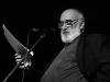 Jaroslav Kovanda, Potulný dělník 2014 - festival poesie, Brno, RC Brooklyn 16.-18.11.2014. Foto Jan Drbal