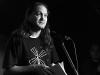 Jakub Chrobák, Potulný dělník 2014 - festival poesie, Brno, RC Brooklyn 16.-18.11.2014. Foto Jan Drbal