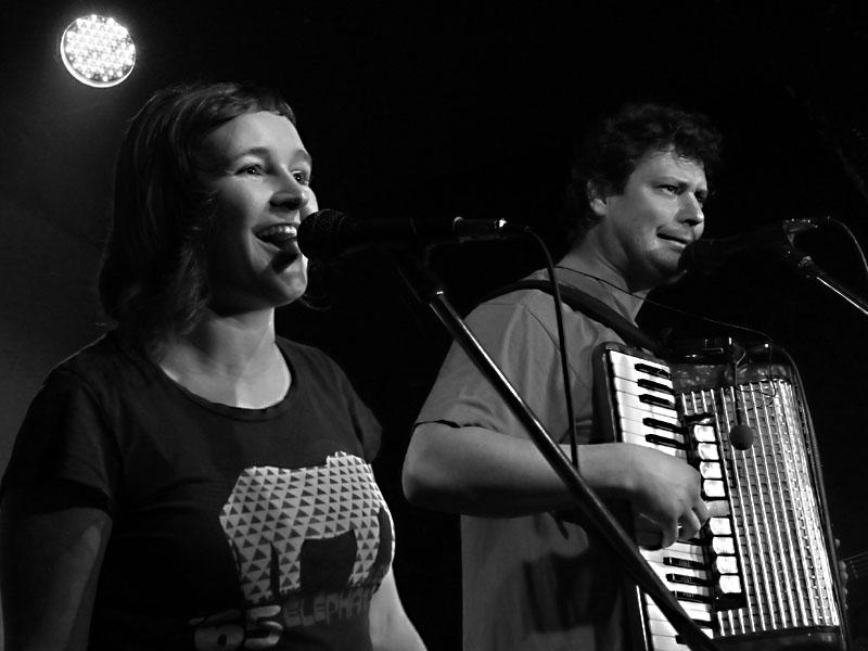 Tumpach Kvoč, Potulný dělník 2014 - festival poesie, Brno, RC Brooklyn 16.-18.11.2014. Foto Jan Drbal
