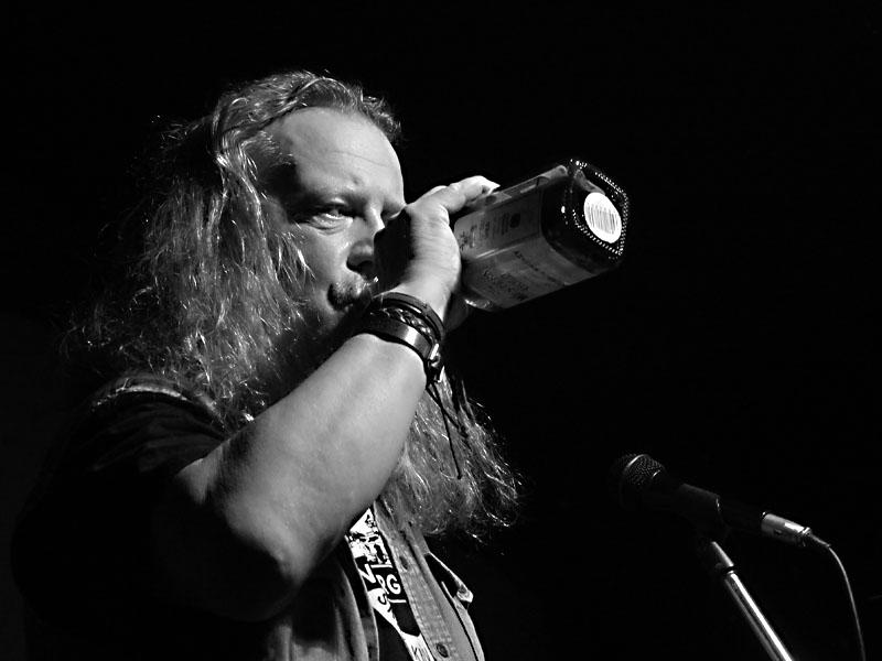 Vobruč Band, Potulný dělník 2014 - festival poesie, Brno, RC Brooklyn 16.-18.11.2014. Foto Jan Drbal