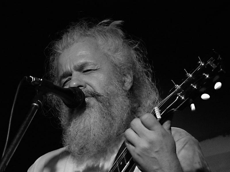 ŽEN, Potulný dělník 2014 - festival poesie, Brno, RC Brooklyn 16.-18.11.2014. Foto Jan Drbal