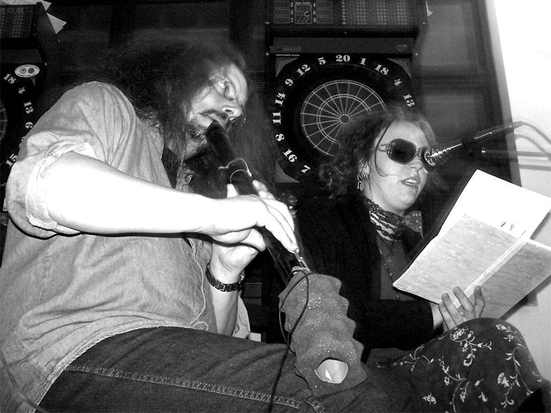 Bára a Ben\'dák. Koncert v Adamově. 10. prosince 2005