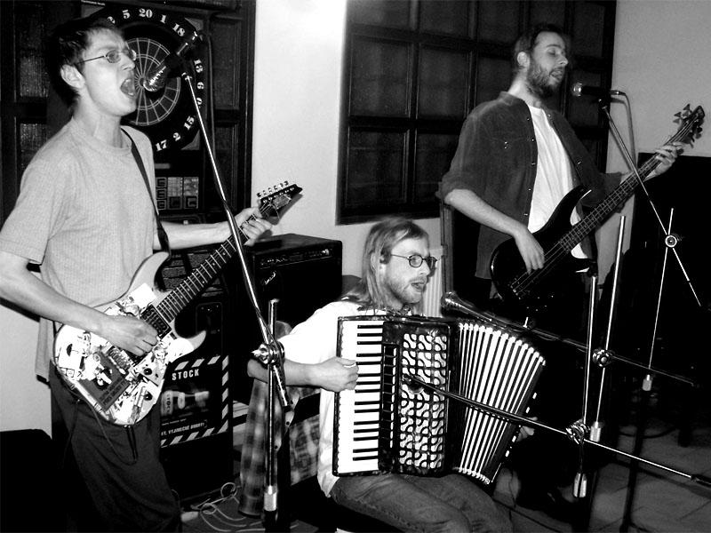 [che], Koncert v Adamově. 10. prosince 2005