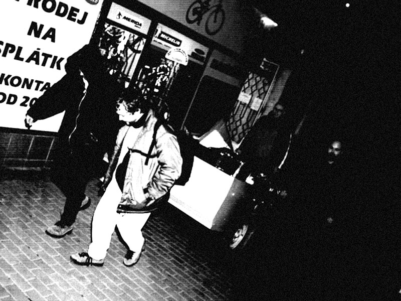 Reálný underground. Spodní proudy, Brno - klub Bumerang, 20. února 2004