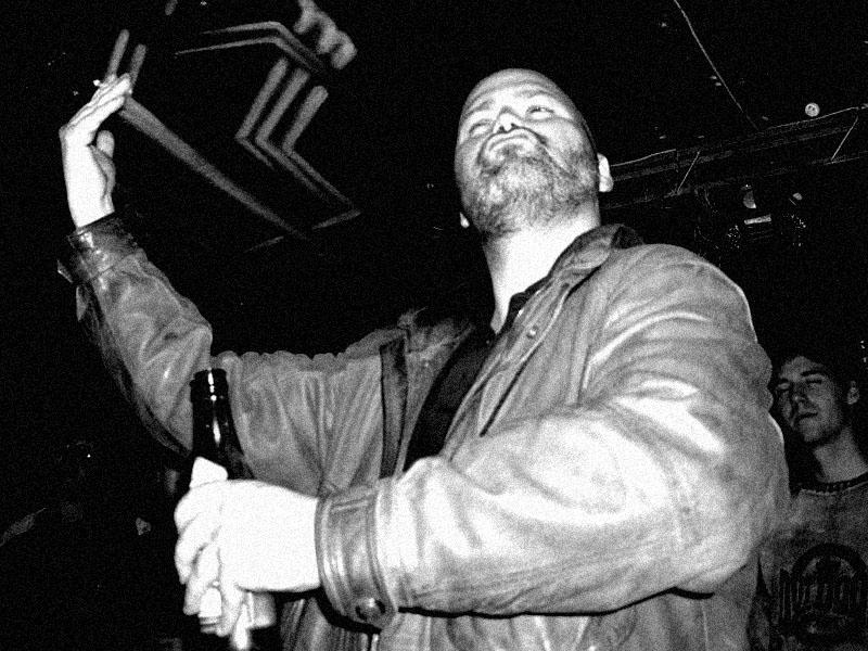 Marek Sobola. Spodní proudy, Brno - klub Bumerang,19. března 2004