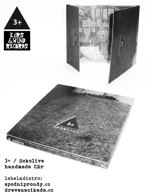 3+ - Sokolive, Ears&Wind Rerords, 2014