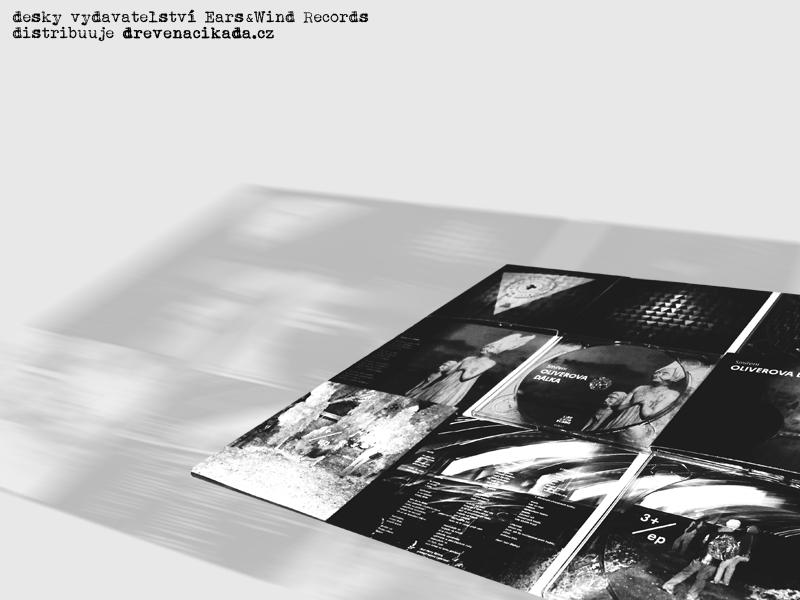 Desky vydavatelství Ears&Wind Records, lisopad 2015