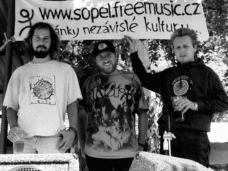 Fido, Lišák, Jura, Silůvky u Brna, rok 2000