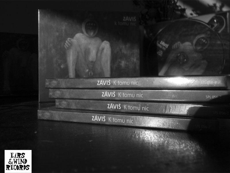 Záviš - K tomu nic. Vánoční titul roku 2014, Ears&Wind Records