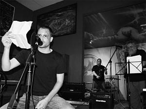 NicMoc Kvintet, Lukin, Kája a Havran, bar Triangolo Zvolen, duben 2013